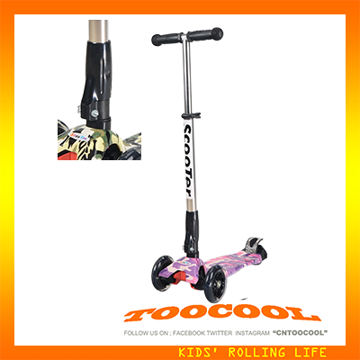TK01 Teenage Nylon cheap decks scooter for sale