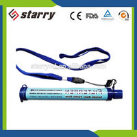 outdoor water purifier drink straw