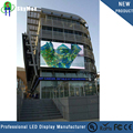 P10 full color remote control led display/outdoor large led screen /outdoor led display panel price