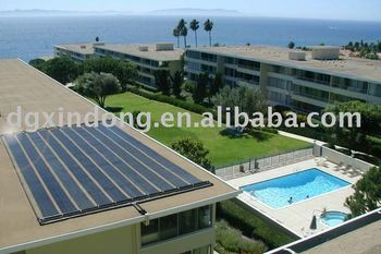 Pool Solar Panel Heater Solar Pool Heating Epdm Mat Low