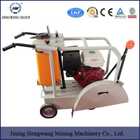 honda engine CE Concrete brick cutter concrete road milling cutters