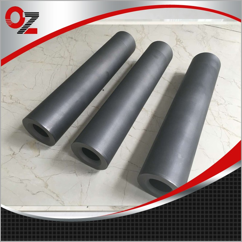 Carbon Graphite Tube With Thread