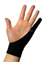 2 finger glove Smudge Guard for Wacom Users
