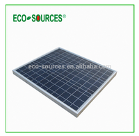 40W Polycrystalline Solar Panel panels solar module 12V For Battery Charge