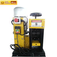 Hot Sale Full Automatic Mobile Phone Wire Strip Insulate Wire Stripping Machine Used Plastic Insulation Cable Stripper Bs-3