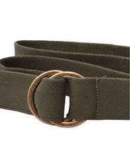 Top quality olive O ring belts