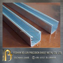 china supplier manufacturing customized stainless steel unistrut channel