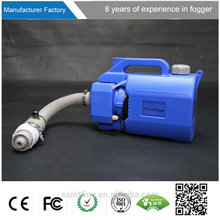 Agricultural Power Sprayer, Mini Fogging Machine, Adjustable Electric Cold Fogger For Chicks Vaccination
