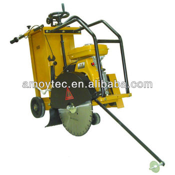 Diesel Engine Asphalt Road Cutter 450MM