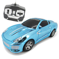 Professional 4WD high speed gas powered luxurious remote control car