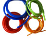 Colorful custom transparent silicone tubing/hose