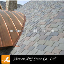 Decorative Culture Stone Synthetic Slate Roofing