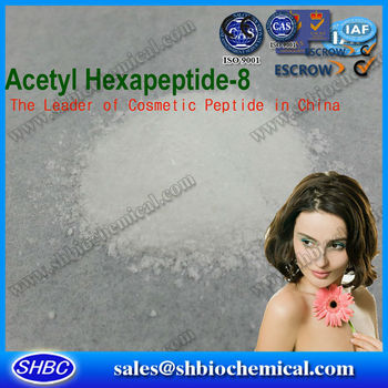Acetyl Hexapeptide-8 powder cosmetic