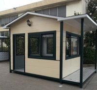 High Quality Prefab Small Steel Frame Cabin Low Cost Prefab Modular House for Sale