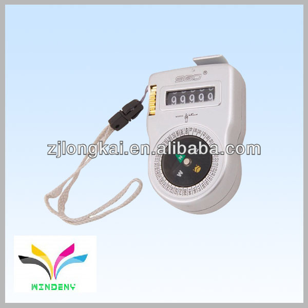 promotional gift muslin mechanical gogo tasbeeh hand held tally counter