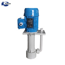 High precision High efficiency Chemical water And Sewage centrifugal Pump with top tier impeller