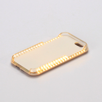 Custom Cell Phone Case with LED Light for iphone 5se,6s,6splus