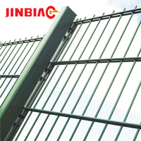 Low price galvanized high tensile 80/8/15 sheep fenceDouble Wire Mesh Fence