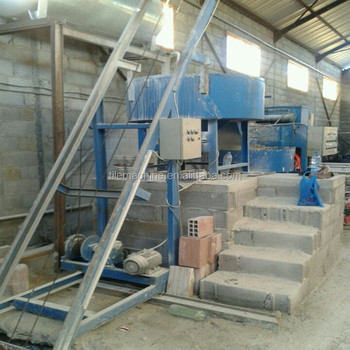 KB125C automatic concrete roof tile making machine price