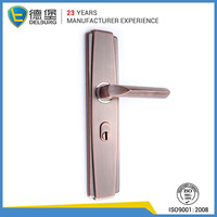 Long Security Steel Door Pull Handle