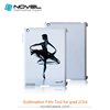 Delicate sublimation mobile phone case for iPad 2/3/4