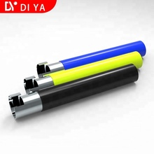 DY2 factory direct sale od28mm PE coated Colorful Lean Pipe in steel pipes