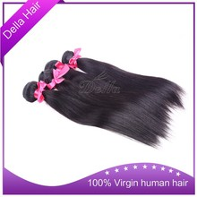 2015 new products grey hair weave mongolian kinky straight hair