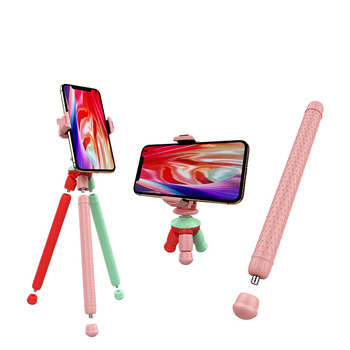 China supplier mini flexible octopus selfie stick phone dslr go pro camera tripod