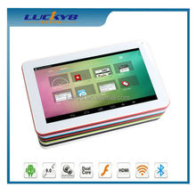9 inch ATM7021 dualcore HDMI android 4.4 tablet / 9 inch ethernet hdmi port tablet