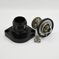 China Hot Billet Swivel Thermostat Housings