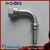 Stainless Steel Hydraulic Rotating Hose Fitting