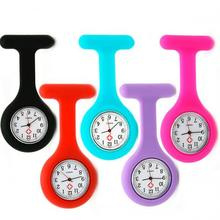 Customized Promotional Gifts Silicone Digital Nurse Watch