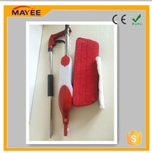 plastic spray mop with 500ml water tank clean floor mop home machine