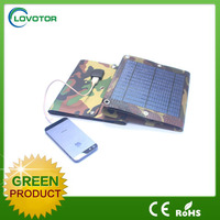 Portable solar charger for samsung galaxy s4 solar charger for mobile phone