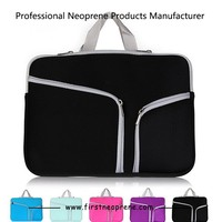Wholesale High Quality Fandle 13 inch Neoprene Laptop Sleeve