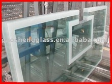 8.38mm lamianted glass for basketball board