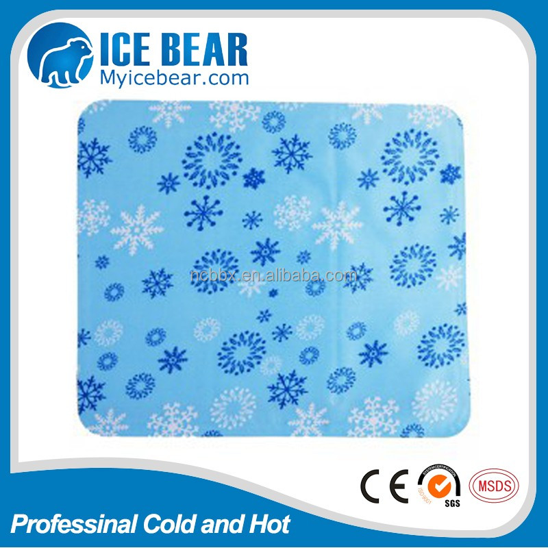 Phase Change Material PCM Puppy Cooling Mat Pet cool pad