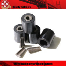 Safety prestressed concrete steel strand anchor head