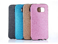 2015 New for samsung galaxy S6 case G9200 soft TPU Glitter Phone Case
