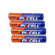 ultra small lr61 alkaline battery 1.5v am6 aaaa size battery