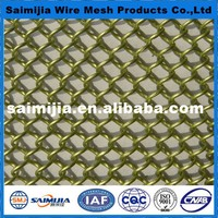 Fashionable decorative mesh /Metal mesh curtain/metal chain curtain