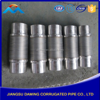 High demand export products Coupling Equal single sphere bellow expansion joint