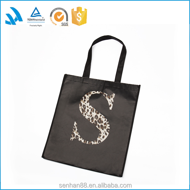 2015 Promotional Eco Non-Woven Wholesale Shopping Bags With Logos
