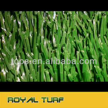 Apple green Artificial Grass for futsal