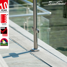 Hot sale Australian AS2047 standard Balustrades exterior handrail lowes