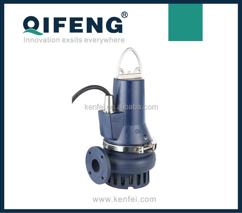 WQH new style submersible water pump