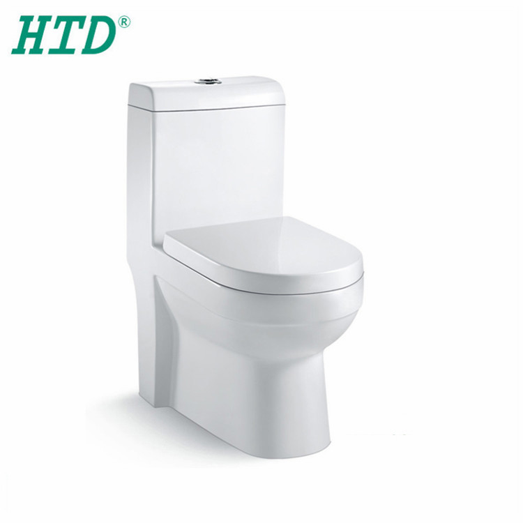 HTD-98 Factory Price Wholesale Siphonic One Piece Toilet Manufacturer