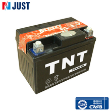 Safe power 12 volt YTX4L-BS mf cell motorcycle battery for cheap price