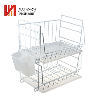 Stainless Steel Storage Kitchen Shelf Accessories