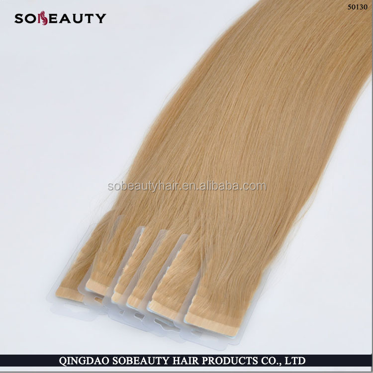 Best Selling Products In Dubai 100% Cheap Invisible Adhesive Double Sided Surgical Tape Hair